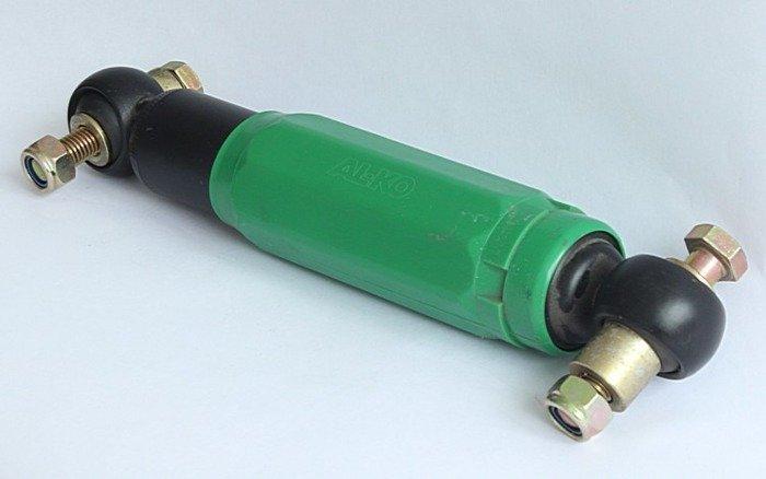 Amortizor pentru osie AL-KO octagon verde 900 - 1600 kg