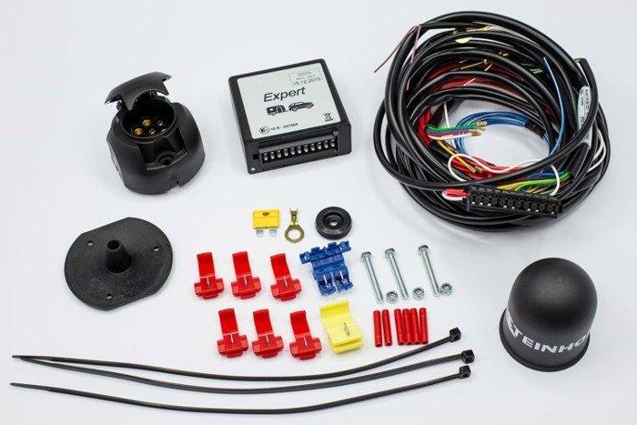 Cablaj electric universal SMP-2PE cu modul pentru remorci cu 7-PIN