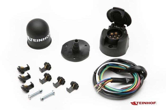 Cablaj electric universal WUD-05 cu modul pentru remorci cu 7-PIN