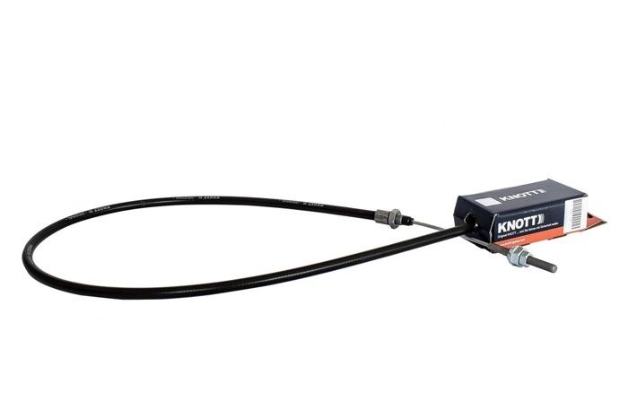 Cablu frână KNOTT 830/1040
