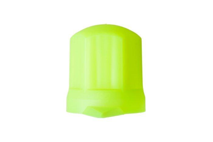 Capac prezoane roți galben F33 Neon, indicator