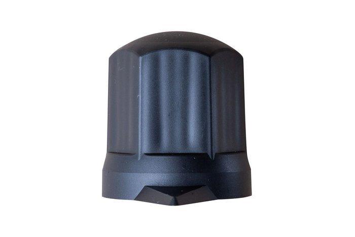 Capac prezoane roți negru F33 Neon, indicator