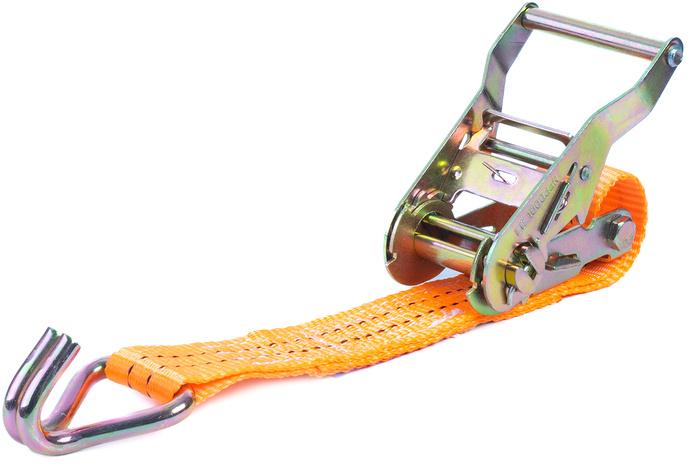 Chingă ancorare cu clichet 4 m/25 mm/1 t