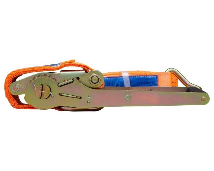 Chingă de ancorare cu clichet ERGO 10 m/50 mm/5 t
