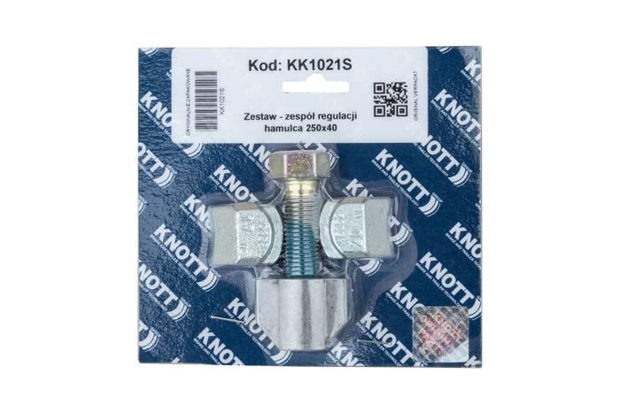 Dispozitiv de reglare pentru tambur KNOTT 250x40