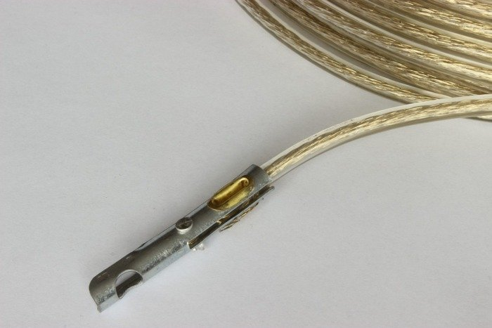 Frânghie vamală forjată cu miez de oțel de 13,5 m