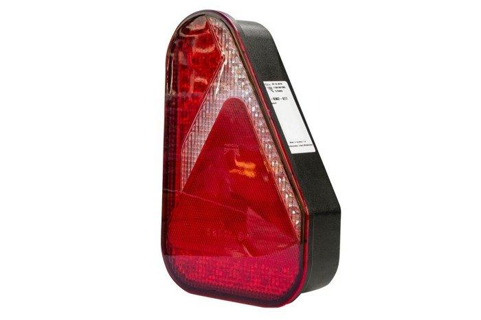 Lampă spate Aspöck Earpoint LED cu 5 pini - DREAPTĂ