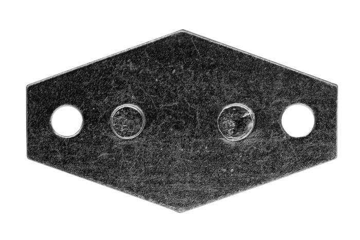Ochet obloane flexibil din oțel galvanizat H-30 mm (15.30)