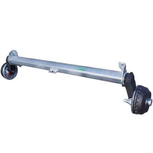 Osie cu frână AL-KO 1800 kg A1350 5x112