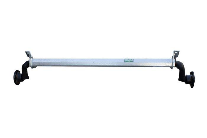 Osie fără frână pentru remorci auto AL-KO optima 1320 mm 750 kg 100x4