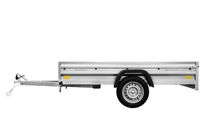 Remorca transport 236x125 Garden Trailer 236 Unitrailer 750