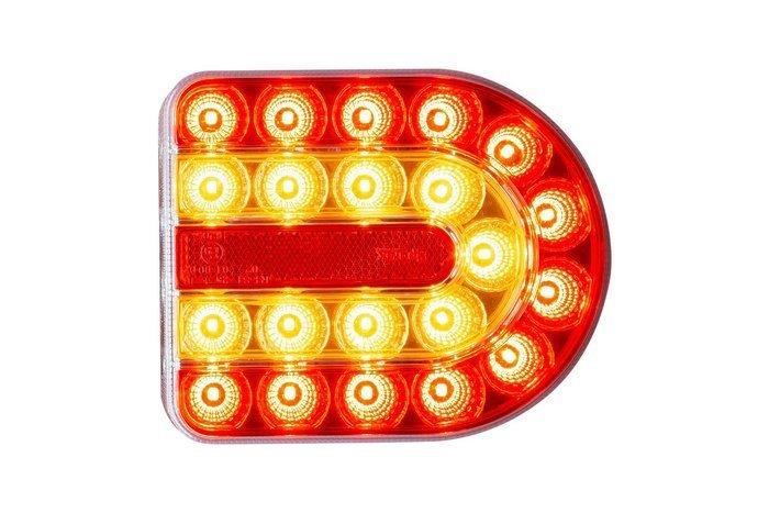 SET de lămpi fără cabluri LED pe magnet 12V