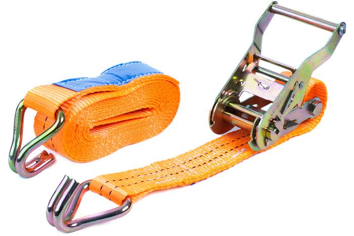 Set: 4 Chingi ancorare cu clichet 4m/35 mm/2 t