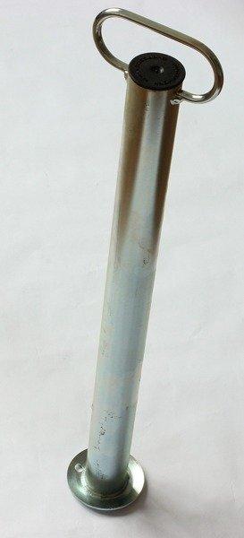 Set: picior de sprijin fix RSR 48 - 600 și clemă 48 Winterhoff